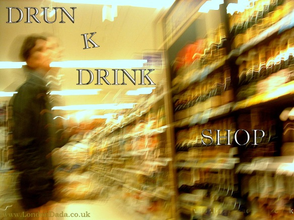 DRUNK DRINK SHOP