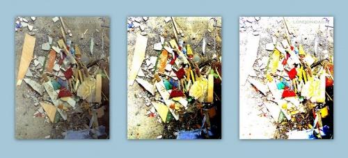 SVM triptych