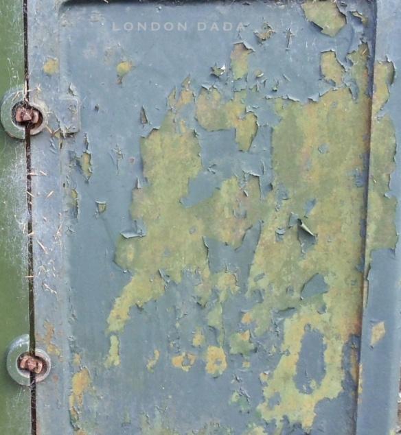 metal paint peel