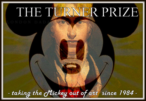 Turner Prize taking the Mickey