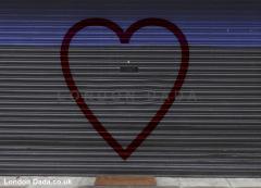heart shutter