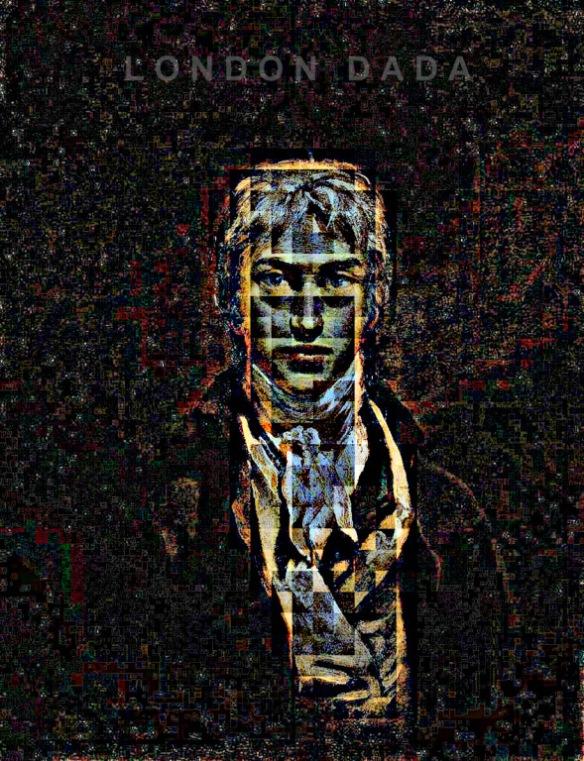 JMW Turner composite portrait