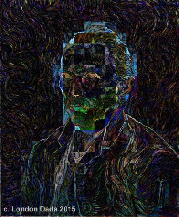 Van Gough composite Portrait