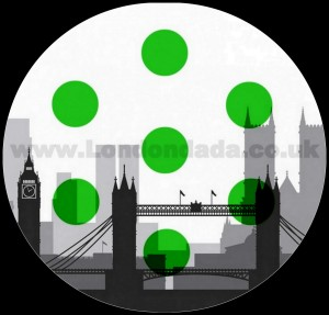 Dada over London