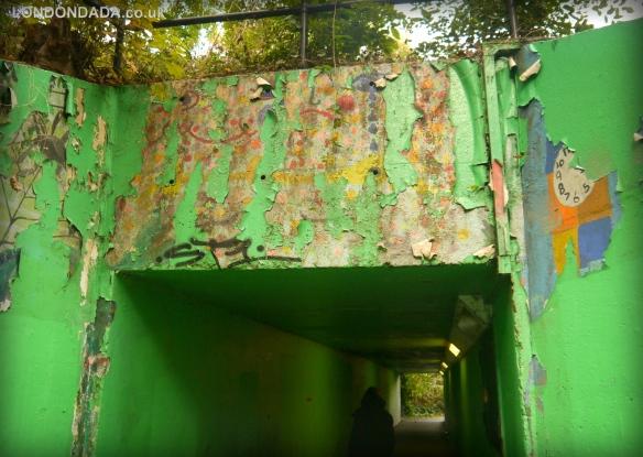 Ghost of Graffiti past