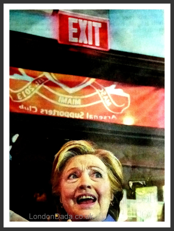 Hillary Exit