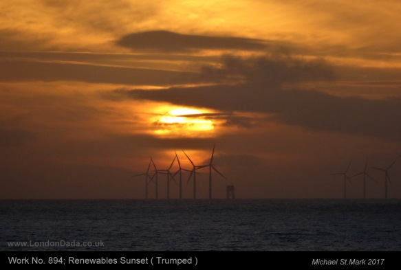 Renewables Sunset