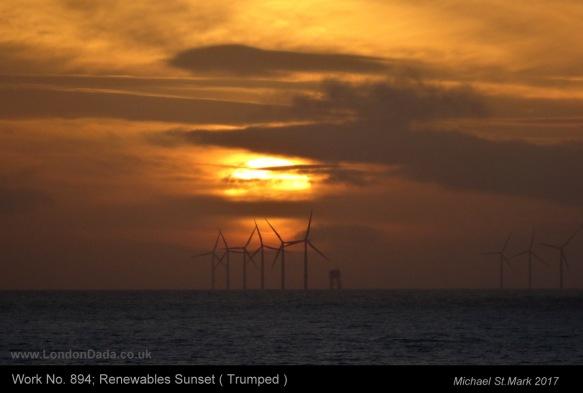 Renewables Sunset